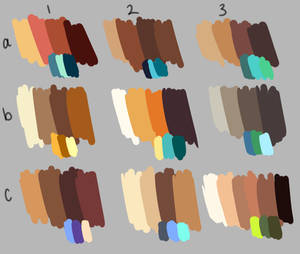 Color Ideas by Vlinnyy