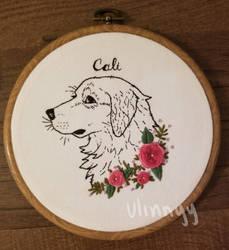 [G] Cali Pet Portrait by Vlinnyy