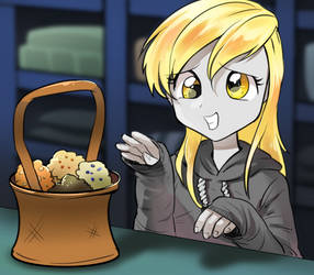 Muffin? by quizia