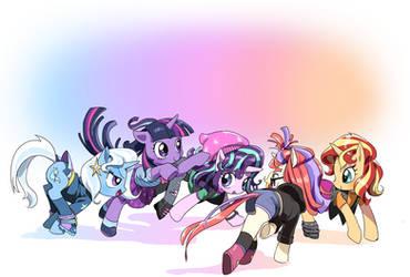 unicorns by quizia
