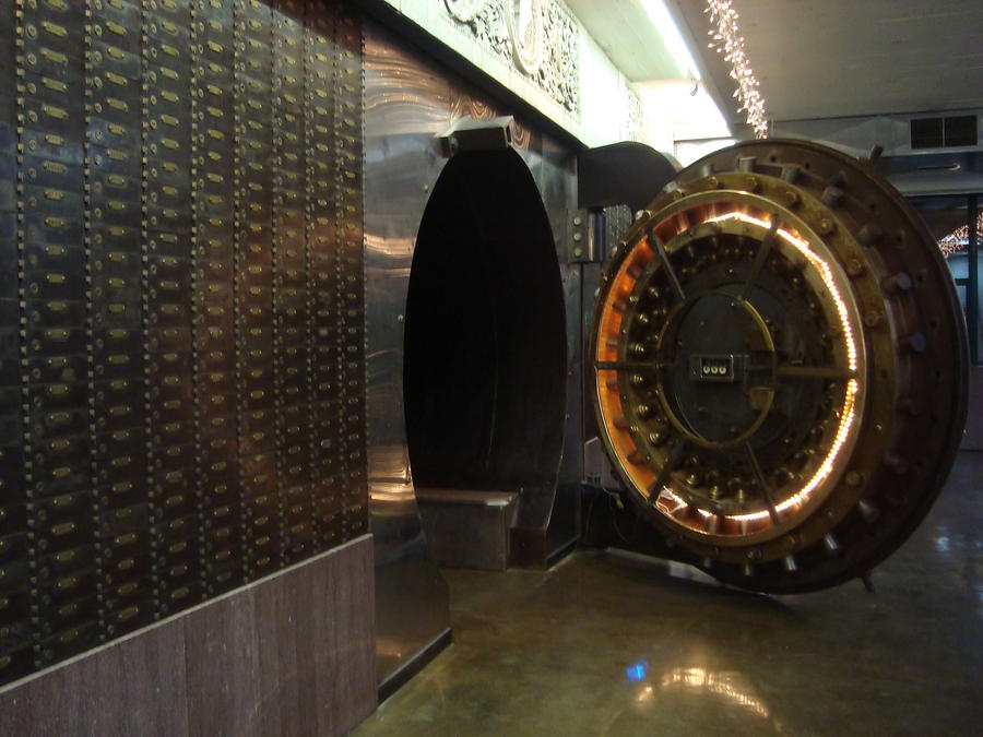 Stlcm bank vault by m3 productions on deviantart for Vault production