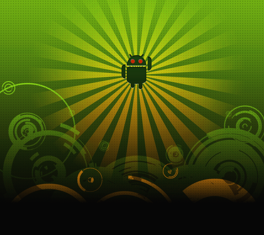 Droid Wallpaper_yellow redeye by ididntwantthis