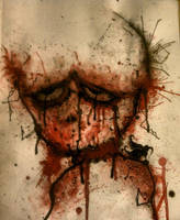 bloody drips by ididntwantthis