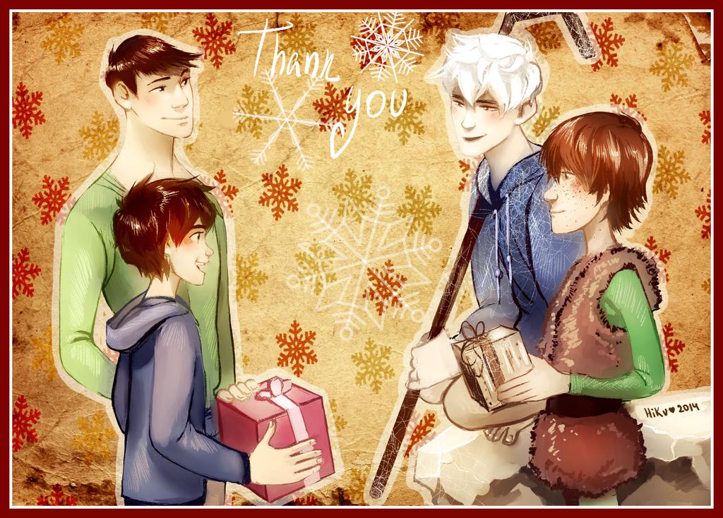 Happy New Year! by Hi-Ku
