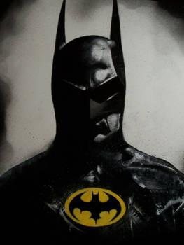 BATMAN  -Michael Keaton-