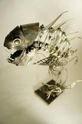 Scrap Metal Fishy - 7 by Devin-Francisco