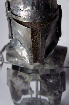 Scrap Metal Boba Fett - 1