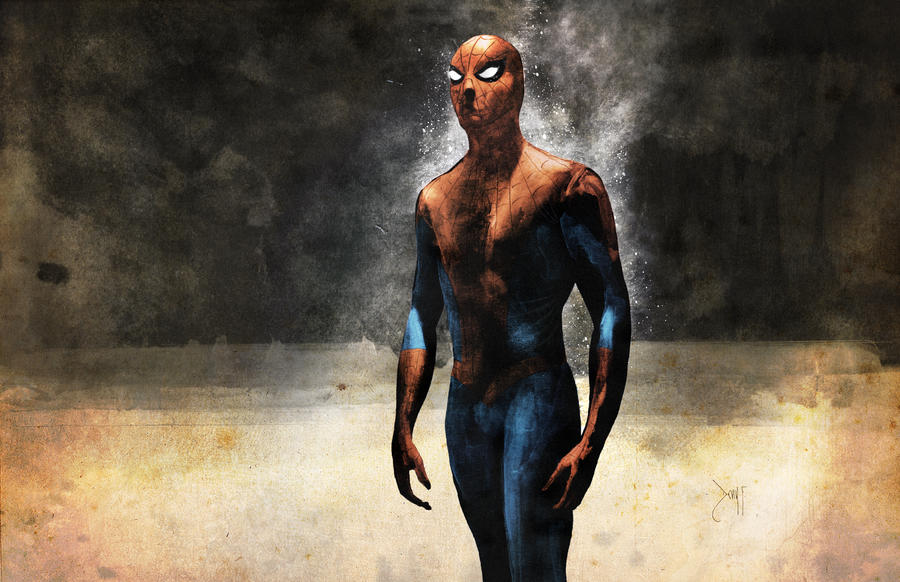 Spiderman by Devin-Francisco
