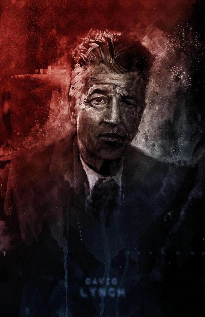 David Lynch by Devin-Francisco