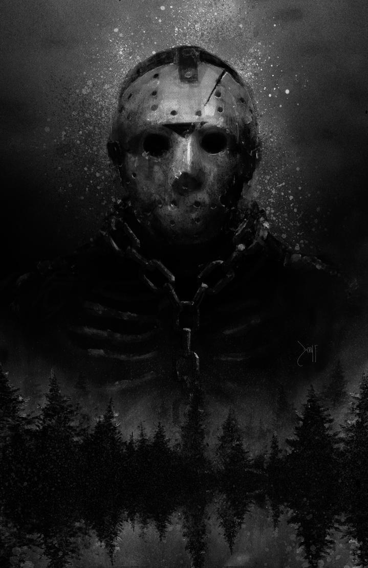 Jason Voorhees by Devin-Francisco