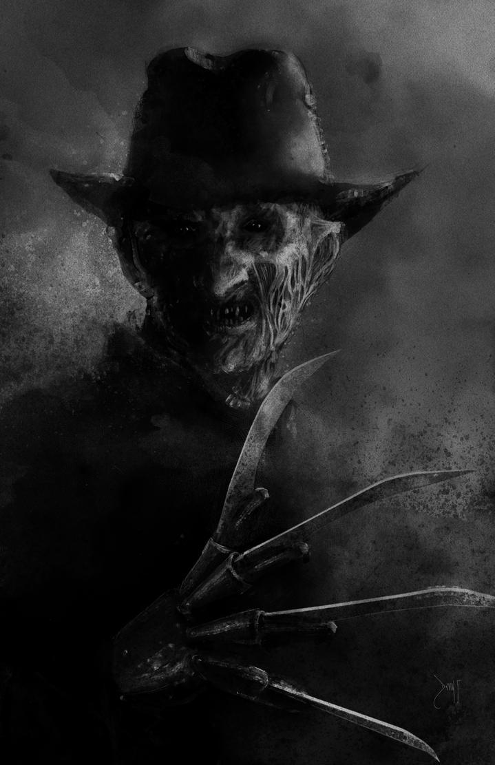 Freddy Krueger by Devin-Francisco