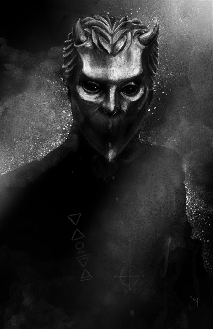 nameless ghoul by devinfrancisco on deviantart