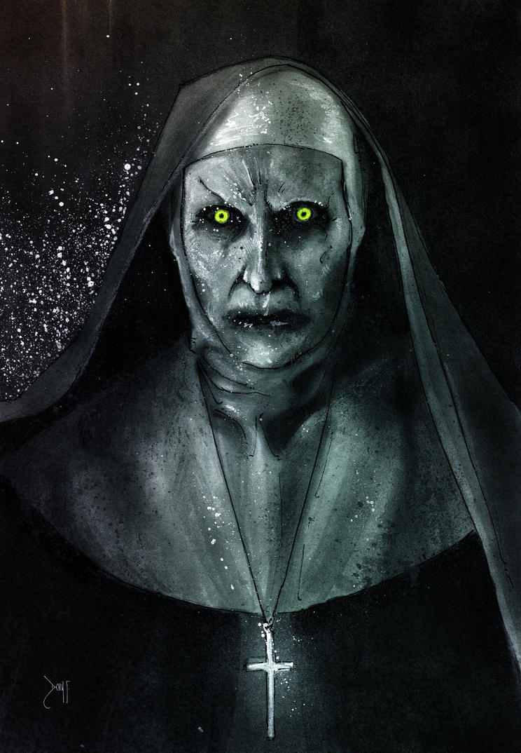 Valak by Devin-Francisco