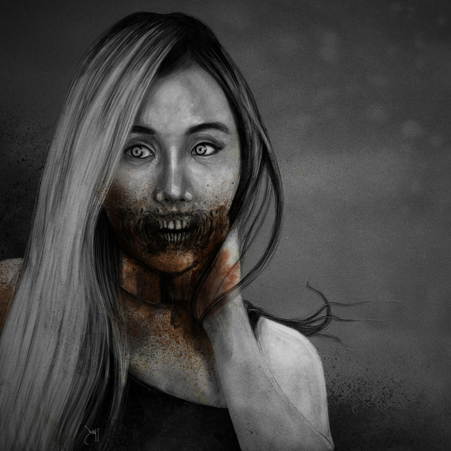 Grace - Zombie High by Devin-Francisco