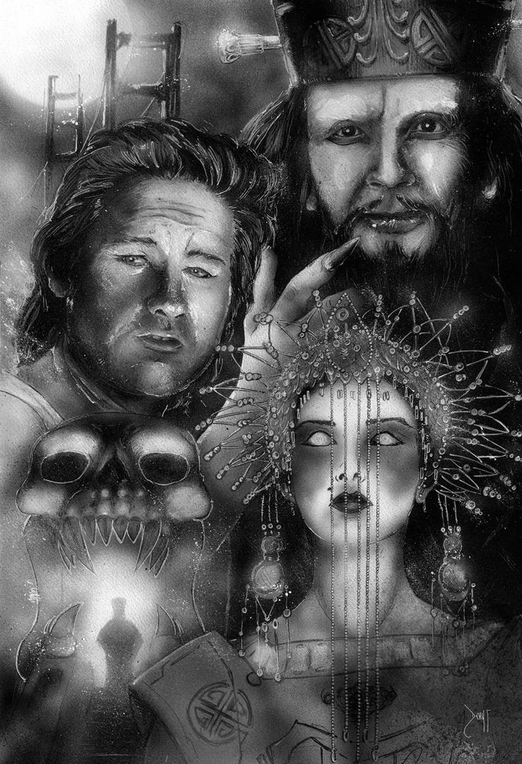 Big Trouble in Little China by Devin-Francisco