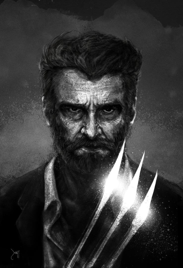 Logan  by Devin-Francisco
