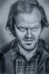 Jack Torrance by Devin-Francisco