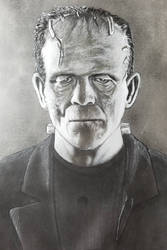 Frankenstein's Monster by Devin-Francisco
