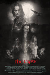 THE CROW | Alternative Movie Poster