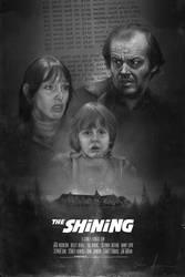 The Shining | Alternative Movie Poster
