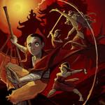 Season 3 Avatar fanart