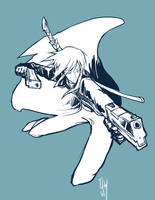 Shogu for AnimeDumbass by ming85
