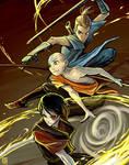 Avatar boys by ming85