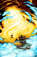 Ultimate Agni Kai by ming85