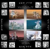 . Zodiak Army . by ming85