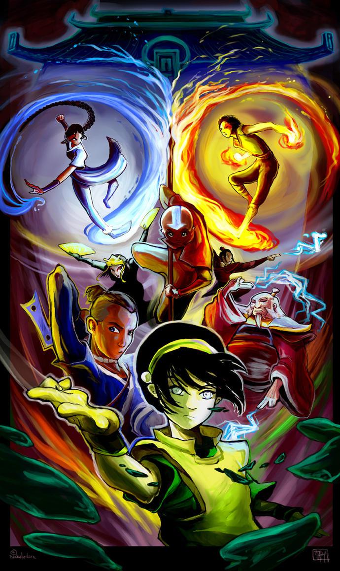 Avatar Fanart by ming85
