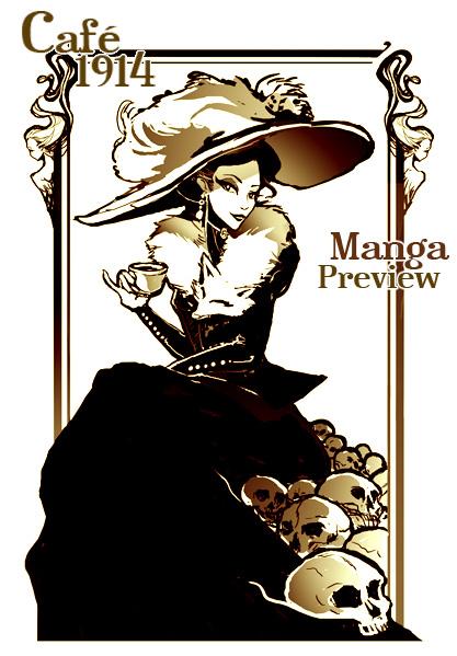 Cafe 1914 - 15 page manga by ming85