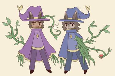 kitchi mascots