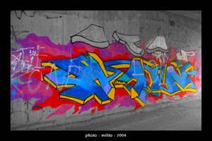 grafitti by milito