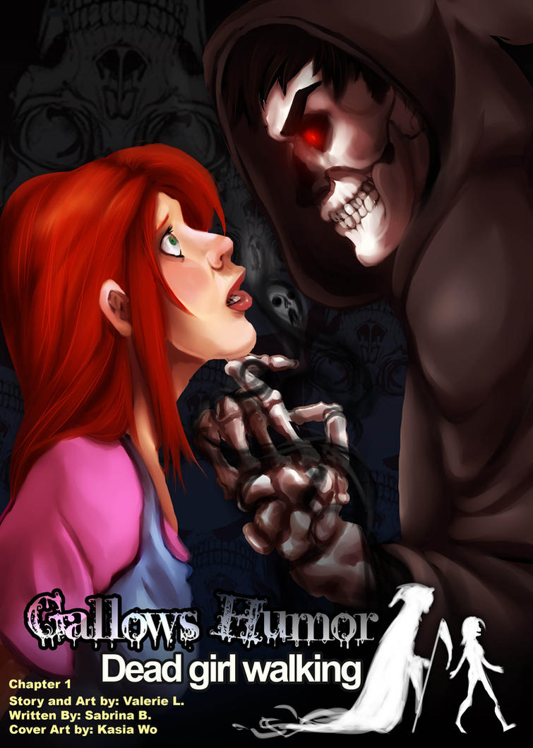 GH Ch1 Cover by GallowsHumorComics