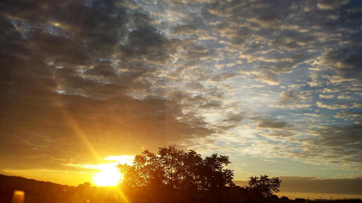 Sunrise of Kings by LordFrankeh