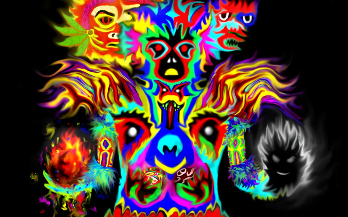 Zingeflischen, the Mystic by LordFrankeh