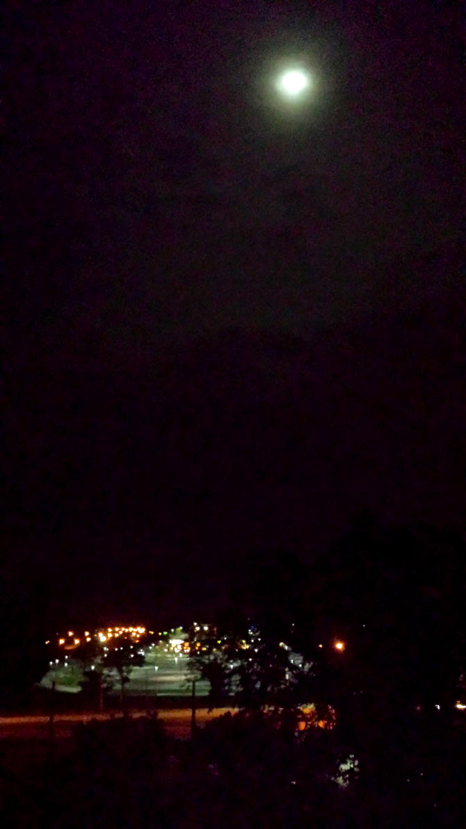 Night Highway by LordFrankeh