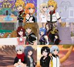 Kingdom Hearts | My OTP's