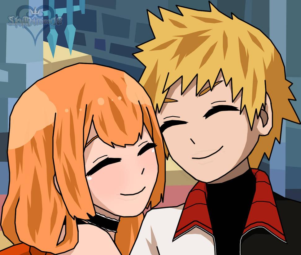 Ventus KH Anime Kingdom hearts ventus Kingdom hearts