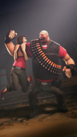 SFM - You are the strongest man I ever seen!