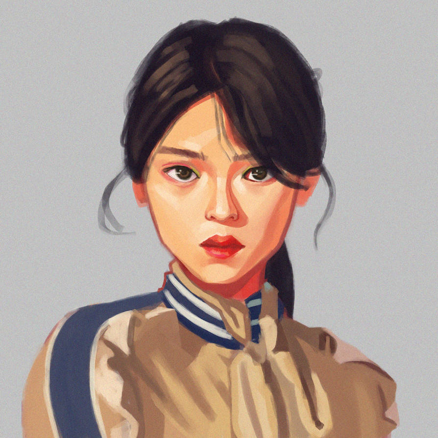 Portrait by wnses286