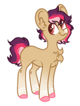 Pony Auction [CLOSED]