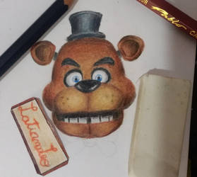 Freddy Fazbear Prewiew