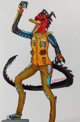 Redlex H. Destroya (Gift)