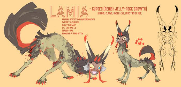 lamia!