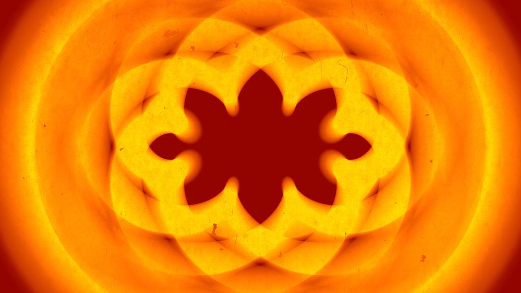 Orange Mesh