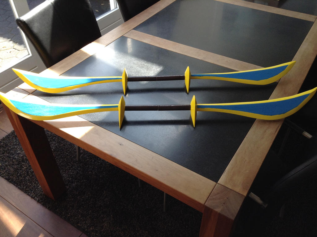 Pit Bow From Kid Icarus Cosplay Weapon By Yaepie