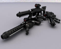 C20 A Rifle no. 2 by oninross