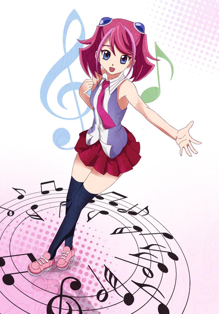 (Yu-Gi-Oh! Arc V) Yuzu by queenshocker on DeviantArt  (Yu-Gi-Oh! Arc ...