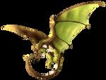Gyargaq - Forma Dragon